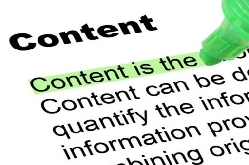 content is