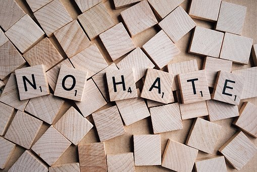 Not Everyone Who Hates on You is aHater