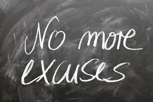 Your Excuses Aren't Helping