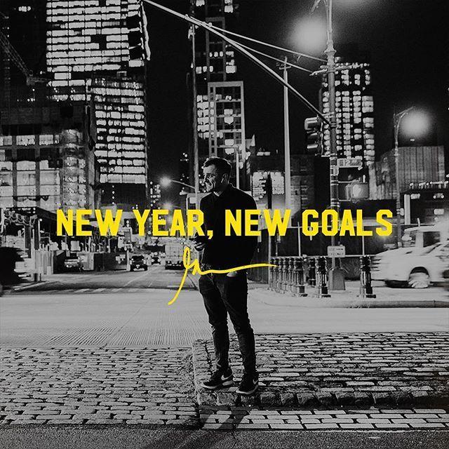 New Year, NewGoals