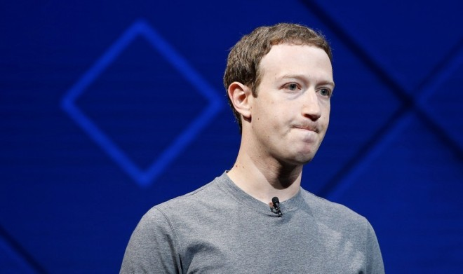 Mark Zuckerberg Constipated