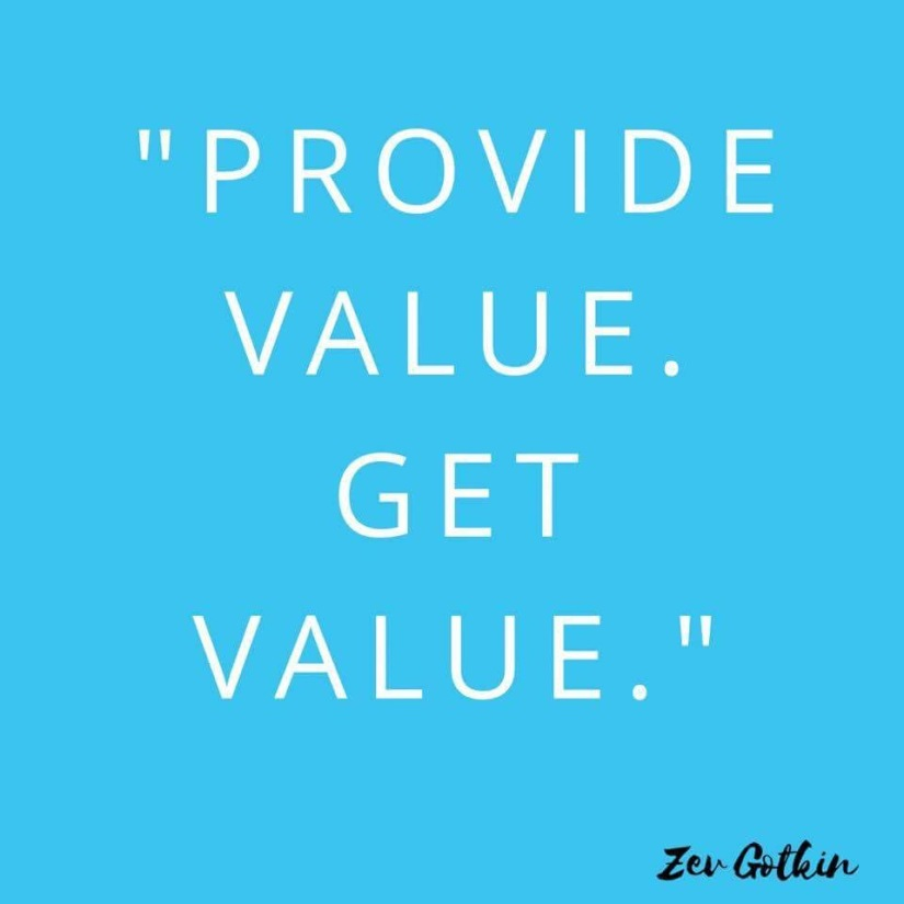 If You Want Your Marketing to Work, Go All In & Provide Ridiculous Amounts ofValue